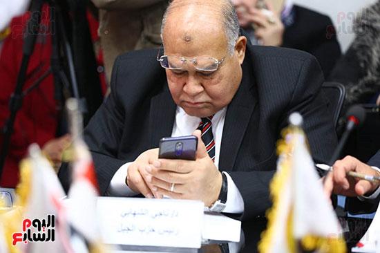 مؤتمر تحالف الأحزاب المصرية (7)