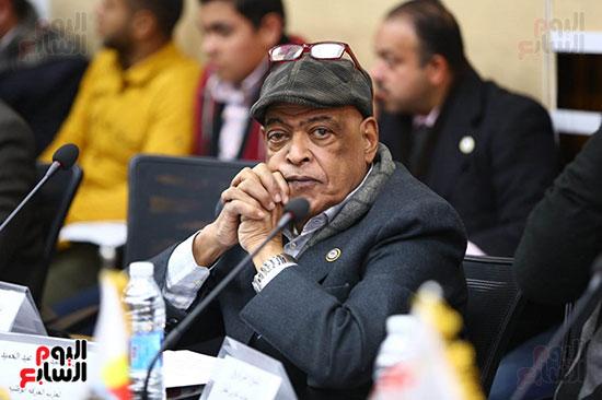 مؤتمر تحالف الأحزاب المصرية (12)