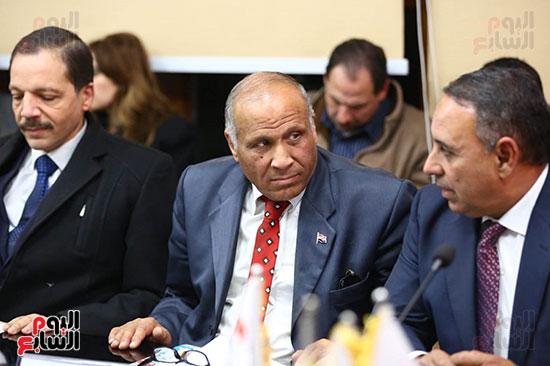 مؤتمر تحالف الأحزاب المصرية (11)