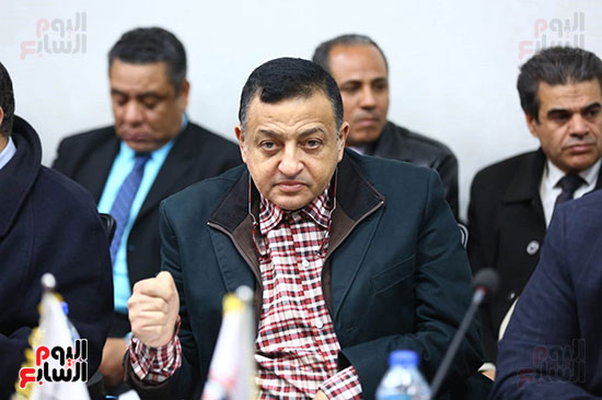 مؤتمر تحالف الأحزاب المصرية (4)