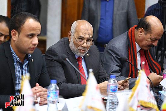 مؤتمر تحالف الأحزاب المصرية (3)