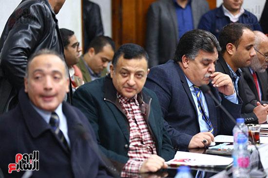 مؤتمر تحالف الأحزاب المصرية (10)