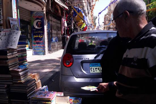 إهمال شارع النبى دانيال (8)