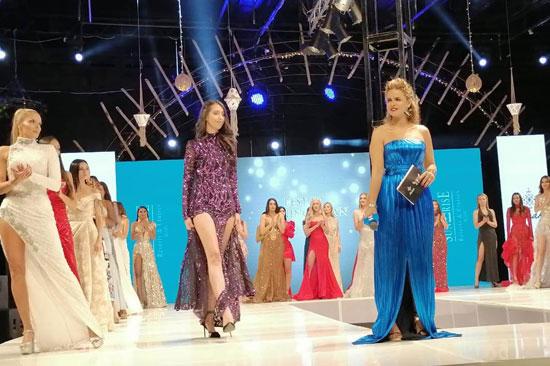 الحفل الختامى لمسابقة عارضات الأزياء توب موديلز (2)