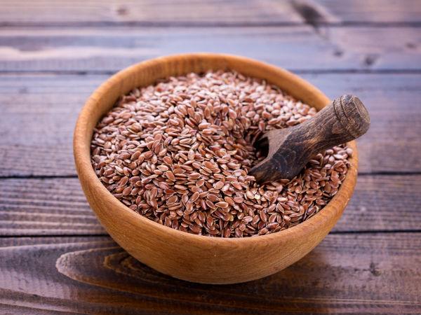 طرق لاضافة بذور الكتان على الاطعمة لخفض الوزن