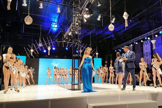 الحفل الختامى لمسابقة عارضات الأزياء توب موديلز (7)