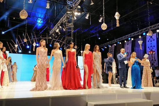 الحفل الختامى لمسابقة عارضات الأزياء توب موديلز (1)