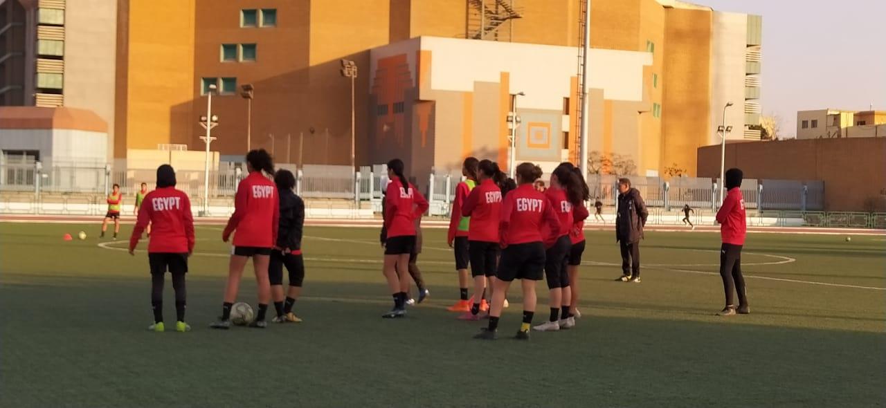 منتخب مصر للكرة النسائية تحت 20 سنة (5)