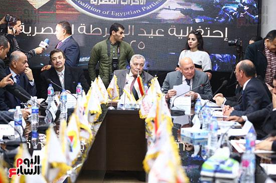 مؤتمر تحالف الأحزاب المصرية (1)