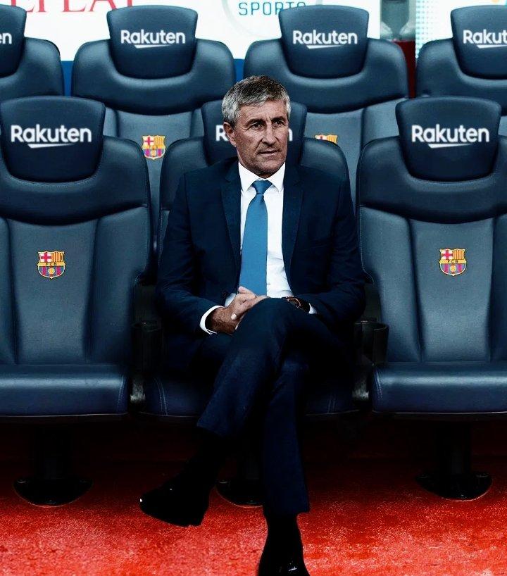 سيتين مدرب برشلونة