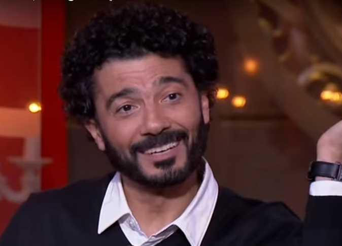 النجم خالد النبوى