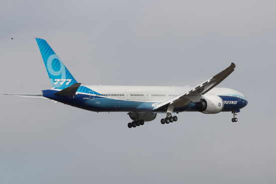 بوينج طراز 777 إكس