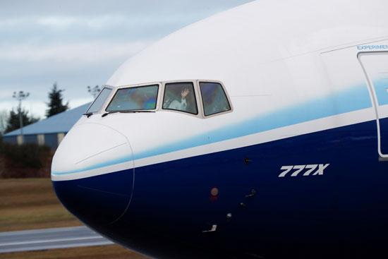 بوينح إكس 777
