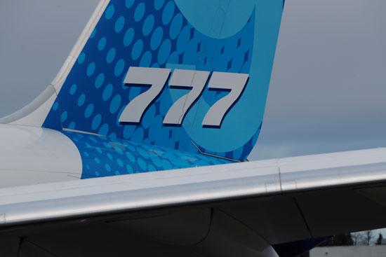 طراز 777 إكس