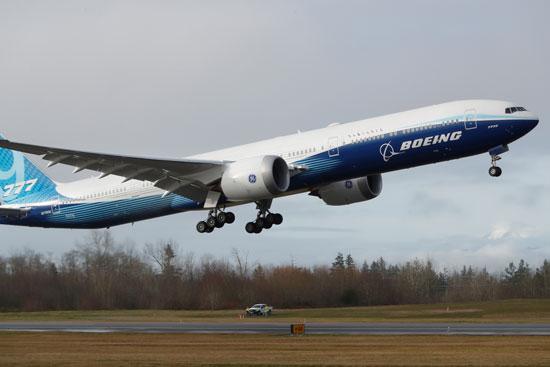 طائرة بوينج طراز 777 إكس