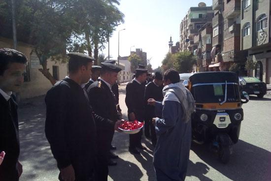 شهداء الشرطة بأسوان (2)