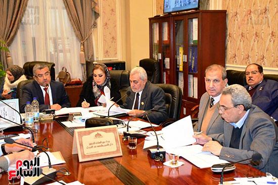 لجنة الإسكان بمجلس النواب (2)