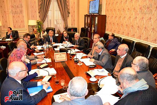 لجنة الإسكان بمجلس النواب (3)