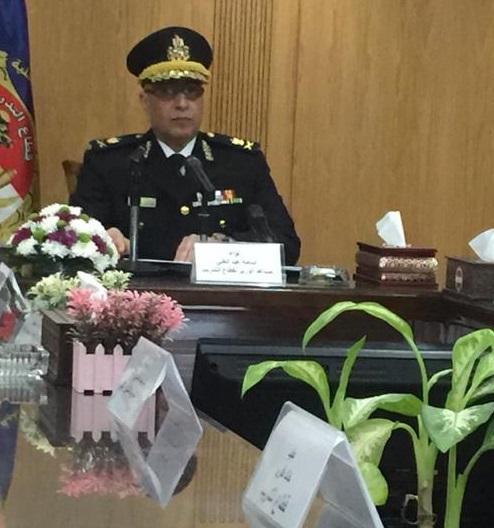 اللواء أسامة عبد الغني