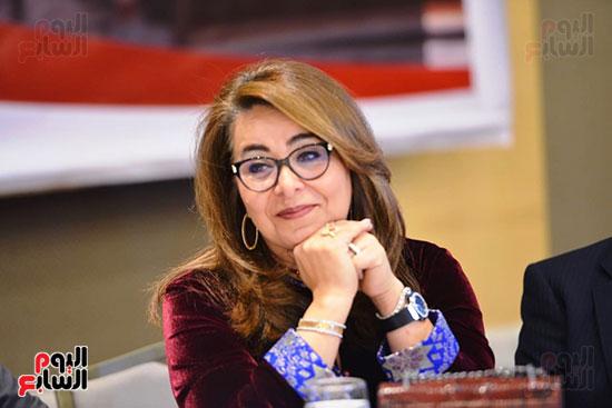 تكريم غادة والى بمناسبة توليها منصب وكيل السكرتير العام للأمم المتحدة (11)