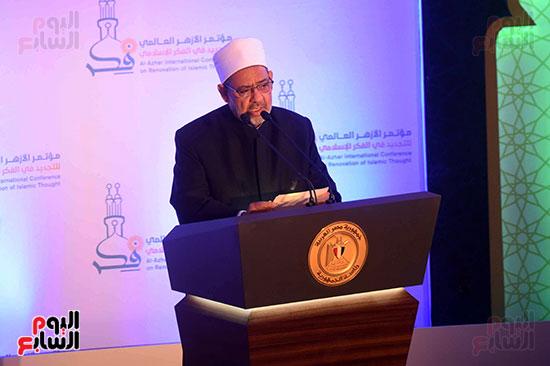 مؤتمر الأزهر العالمي حول تجديد الفكر والعلوم الإسلامية (22)