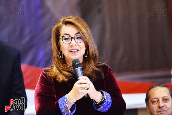 تكريم غادة والى بمناسبة توليها منصب وكيل السكرتير العام للأمم المتحدة (3)