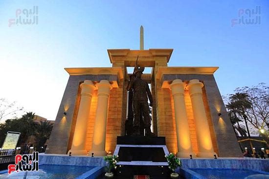 الأقصر-تكرم-تاريخ-48-بطل-في-أول-نصب-تذكاري-بتاريخ-المحافظة-(6)