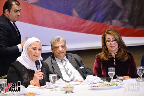 تكريم غادة والى بمناسبة توليها منصب وكيل السكرتير العام للأمم المتحدة (19)