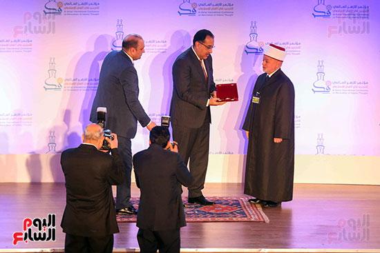 مؤتمر الأزهر العالمي حول تجديد الفكر والعلوم الإسلامية (13)