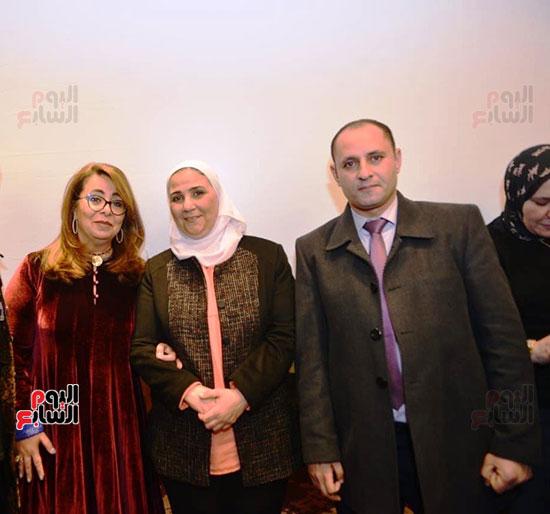 تكريم غادة والى بمناسبة توليها منصب وكيل السكرتير العام للأمم المتحدة (13)