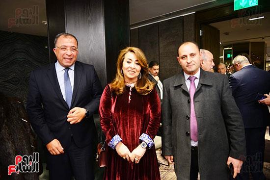 تكريم غادة والى بمناسبة توليها منصب وكيل السكرتير العام للأمم المتحدة (28)