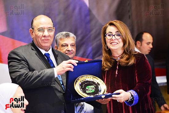 تكريم غادة والى بمناسبة توليها منصب وكيل السكرتير العام للأمم المتحدة (14)