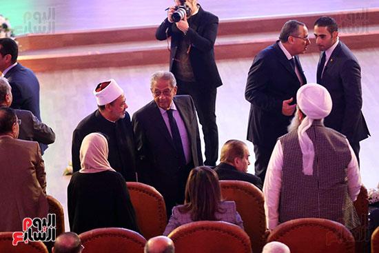 مؤتمر الأزهر العالمي حول تجديد الفكر والعلوم الإسلامية (25)