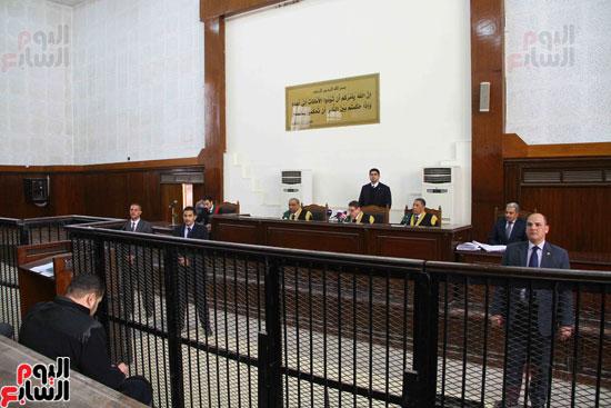 قضية محاولة اغتيال مدير أمن إسكندرية الأسبق (2)