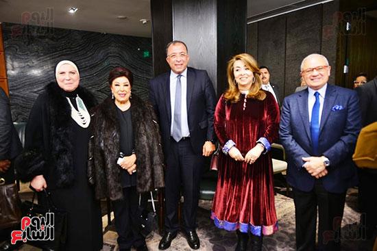 تكريم غادة والى بمناسبة توليها منصب وكيل السكرتير العام للأمم المتحدة (29)