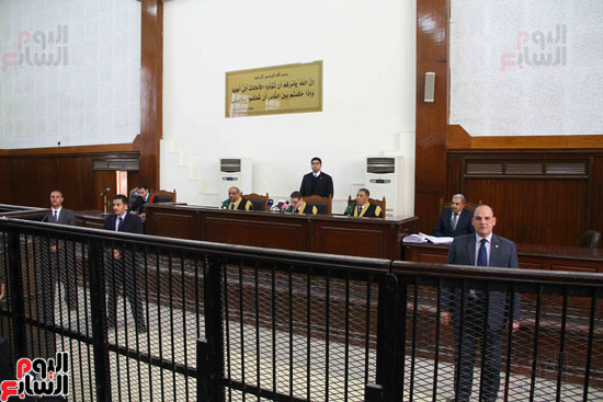قضية محاولة اغتيال مدير أمن إسكندرية الأسبق (4)