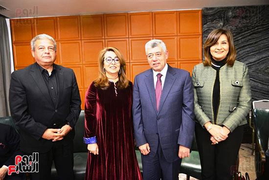 تكريم غادة والى بمناسبة توليها منصب وكيل السكرتير العام للأمم المتحدة (17)
