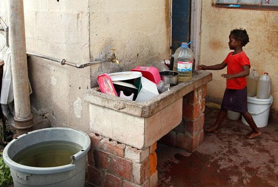 مخاوف من اتساع نطاق المجاعة فى زيمبابوى