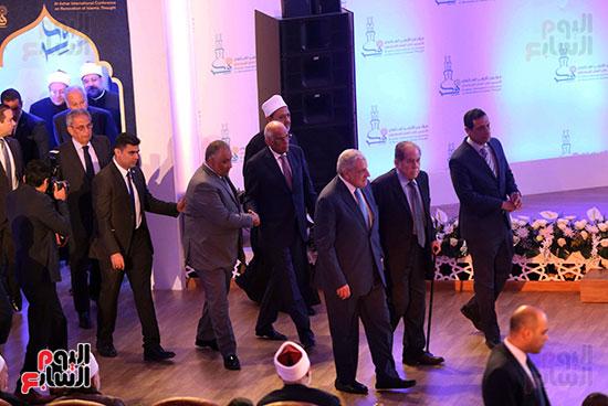 مؤتمر الأزهر العالمي حول تجديد الفكر والعلوم الإسلامية (16)