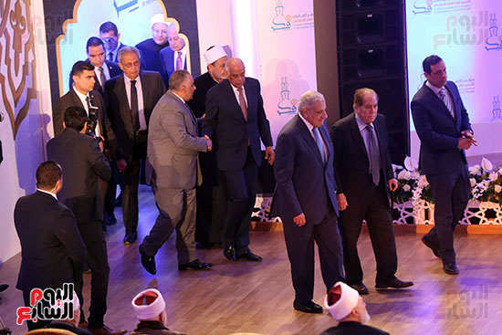 مؤتمر الأزهر العالمي حول تجديد الفكر والعلوم الإسلامية (12)