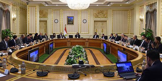 الاجتماع الأول للجنة العليا للاستثمار (1)