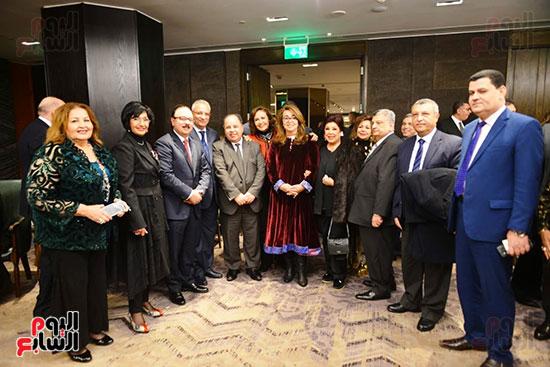 تكريم غادة والى بمناسبة توليها منصب وكيل السكرتير العام للأمم المتحدة (1)