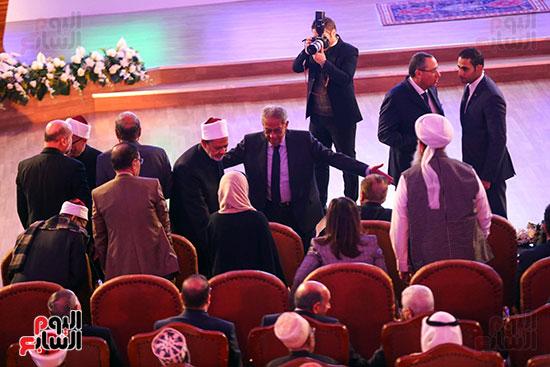 مؤتمر الأزهر العالمي حول تجديد الفكر والعلوم الإسلامية (27)