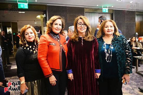 تكريم غادة والى بمناسبة توليها منصب وكيل السكرتير العام للأمم المتحدة (12)