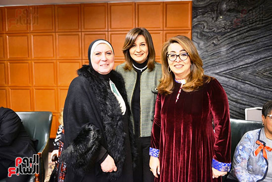 تكريم غادة والى بمناسبة توليها منصب وكيل السكرتير العام للأمم المتحدة (10)