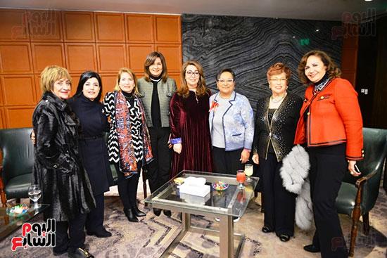 تكريم غادة والى بمناسبة توليها منصب وكيل السكرتير العام للأمم المتحدة (6)