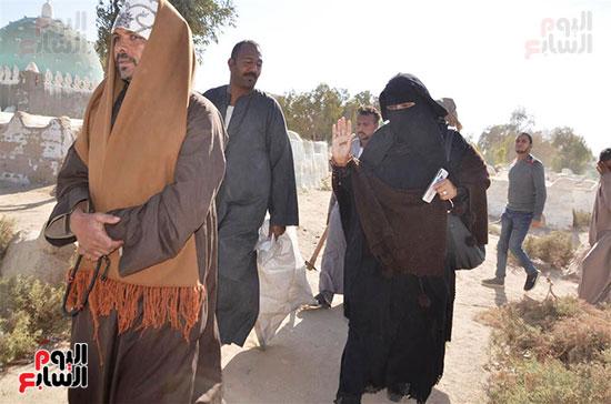 10-أم-عبد-الله-إحدي-المشاركات-بالحملة-فوجئنا-بأشياء-مخيفة-وأعمال-سحر-تدل-علي-الجهل-وجميعها-ترفضها-كافة-الأديان-السماوية