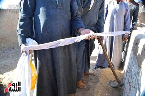20-الشباب-قرروا-إستمرار-الحملات-بكافة-مقابر-المحافظة-ومدينة-إسنا