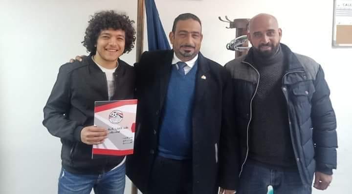 كارلوس لاعب المصرى