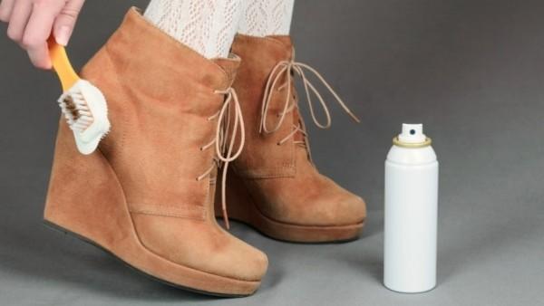 طرق تنظيف الحذاء